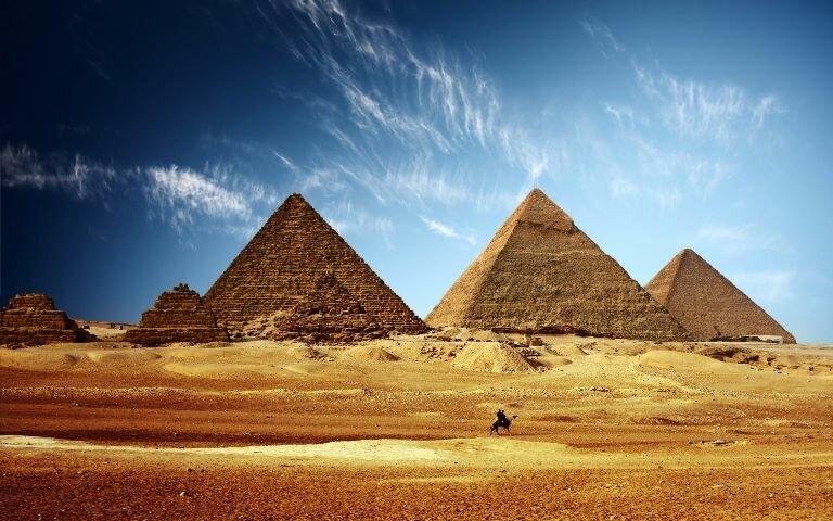 Какую одежду взять в Египет