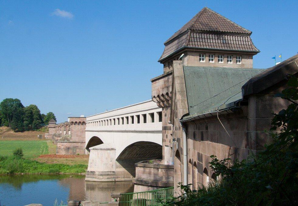 старый мост фото