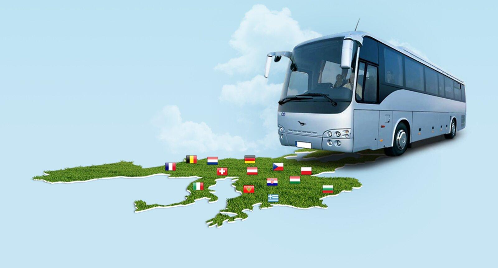 Автобусные туры по Европе от туроператоров - Price.Travel - с нами легко!