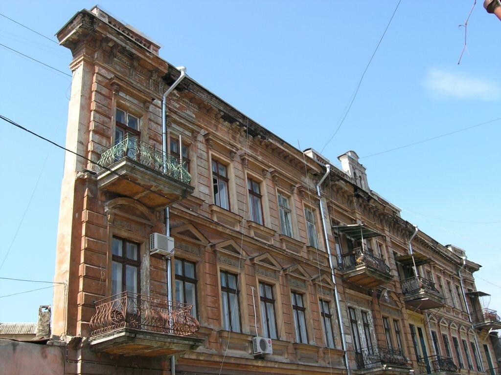дом-стена Одесса