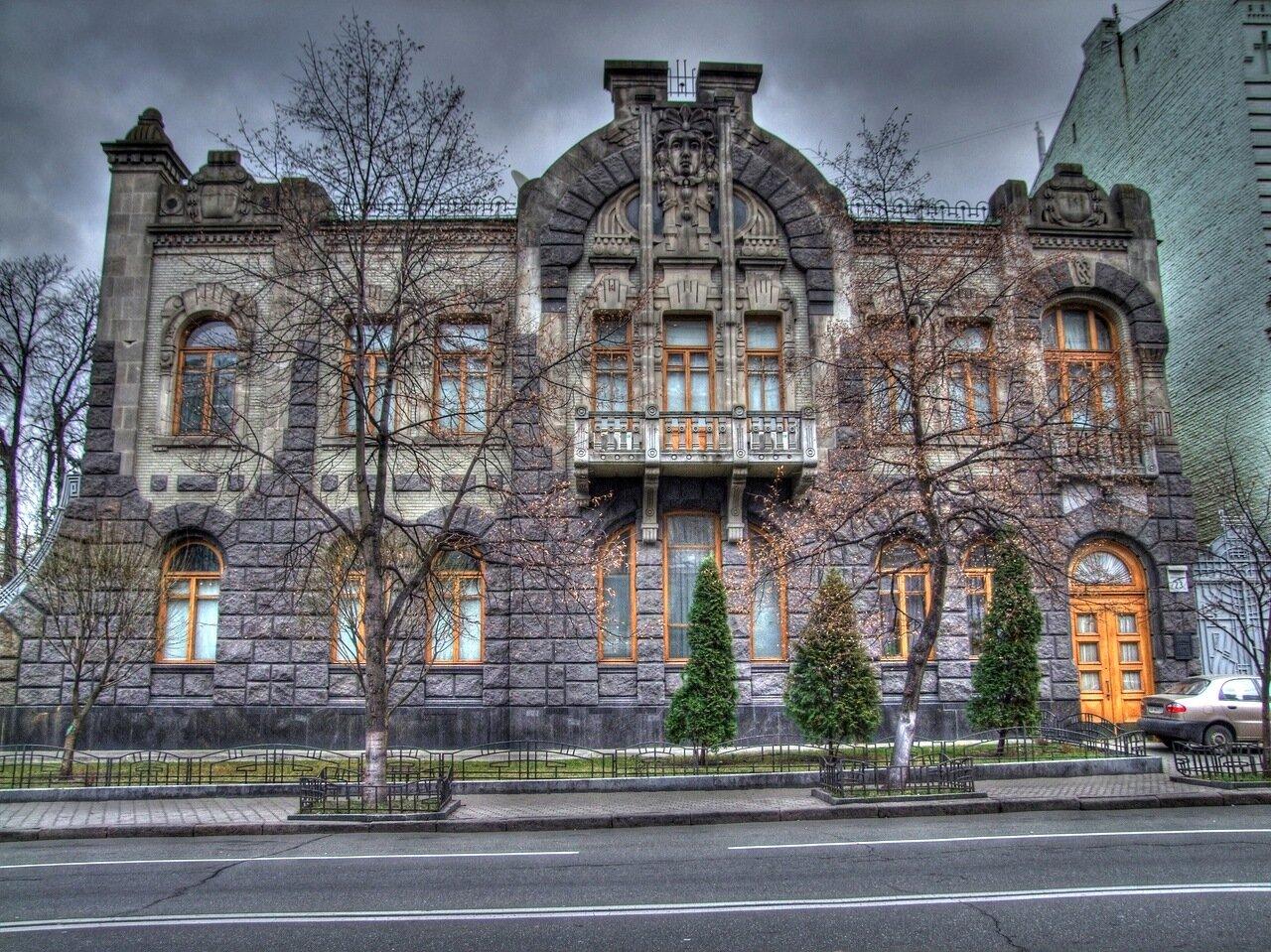 Дом вдовы Киев