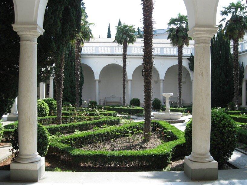 Ливадия ливадийский дворец