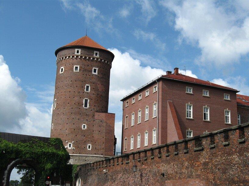 Замок на Вавеле