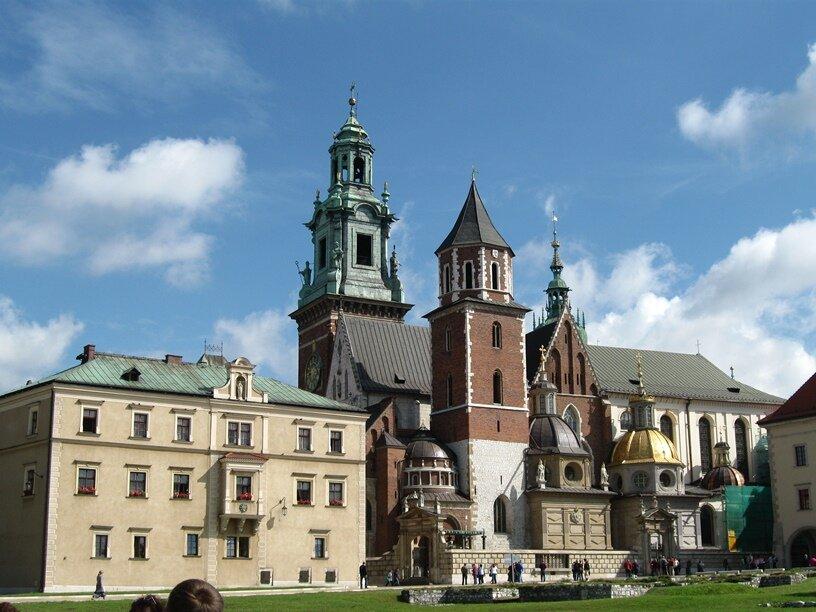 Кафедральный собор Краков