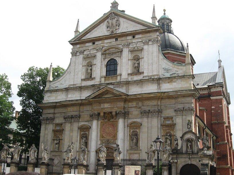 Костел святого Петра и Павла