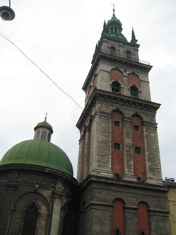 Успенская церковь Львов