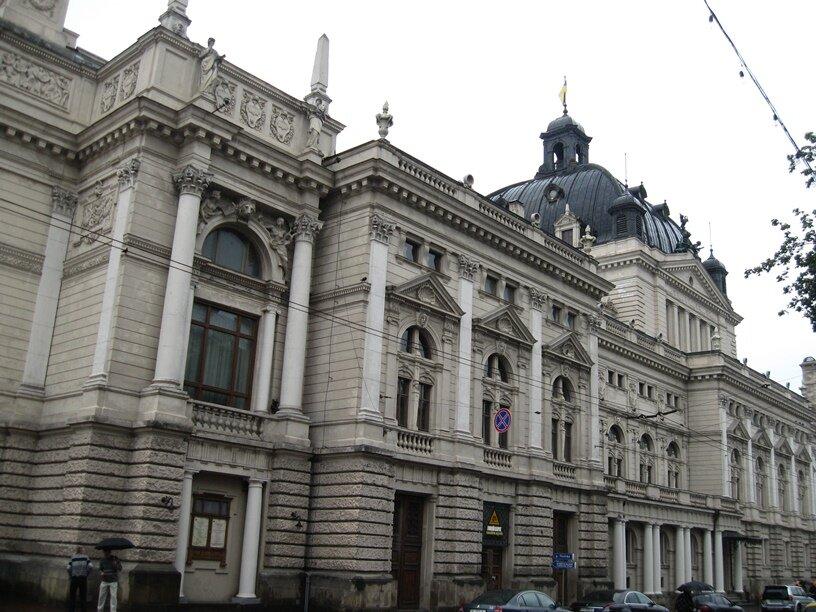 Львовский театр
