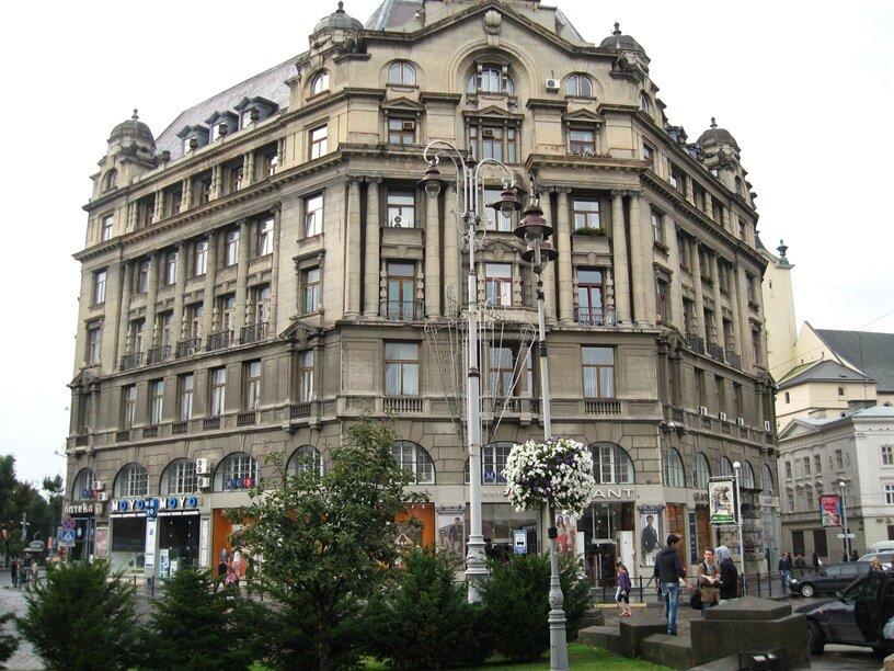 Львов архитектура
