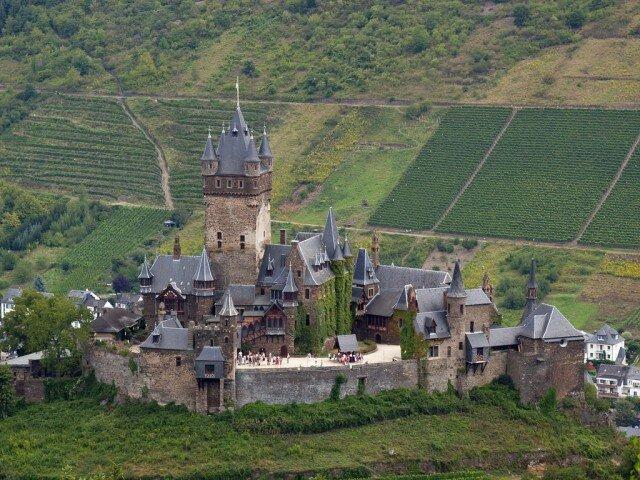 замок Кохэм
